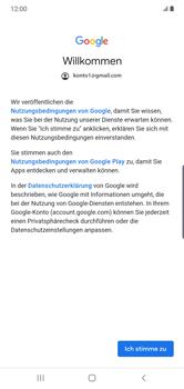 Samsung Galaxy Note 10 Plus 5G - E-Mail - 032a. Email wizard - Gmail - Schritt 11