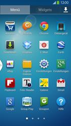 Samsung Galaxy S 4 LTE - Apps - Eine App deinstallieren - Schritt 3
