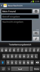 Samsung Galaxy S3 - MMS - Erstellen und senden - 1 / 1