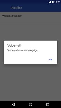 Huawei Nexus 6P - Android Oreo - Voicemail - Handmatig instellen - Stap 11