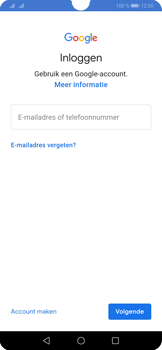Huawei P30 - E-mail - Handmatig instellen (gmail) - Stap 8