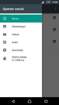 Sony E6853 Xperia Z5 Premium - E-mail - hoe te versturen - Stap 12