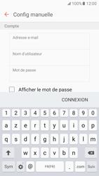 Samsung Galaxy S7 - E-mail - configuration manuelle - Étape 9