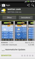 Sony Ericsson Xperia X10 - Apps - Herunterladen - Schritt 15