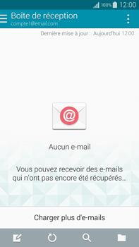 Samsung N910F Galaxy Note 4 - E-mail - envoyer un e-mail - Étape 3
