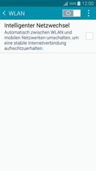 Samsung A500FU Galaxy A5 - WLAN - Manuelle Konfiguration - Schritt 5