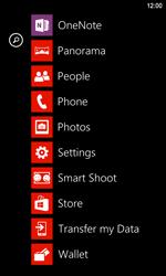 Nokia Lumia 920 LTE - MMS - Manual configuration - Step 3