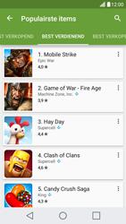 LG LG X Screen - apps - app store gebruiken - stap 9