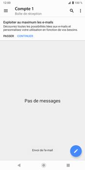 Sony Xperia XZ3 - E-mail - envoyer un e-mail - Étape 16