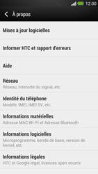 HTC One - Appareil - Mises à jour - Étape 6