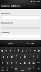 HTC One Mini - E-mail - Account instellen (IMAP zonder SMTP-verificatie) - Stap 10