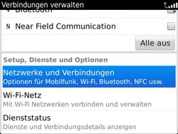 BlackBerry Bold Touch - Ausland - Auslandskosten vermeiden - 2 / 2