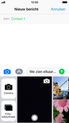 Apple iPhone 5s - iOS 11 - MMS - hoe te versturen - Stap 9