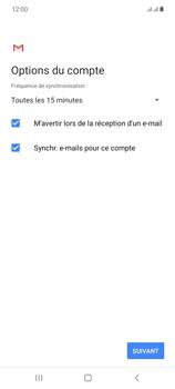 Samsung Galaxy Note20 - E-mails - Ajouter ou modifier un compte e-mail - Étape 20