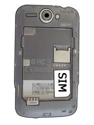 HTC Wildfire - SIM-Karte - Einlegen - 3 / 7