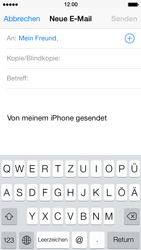 Apple iPhone 5 - E-Mail - E-Mail versenden - 6 / 16