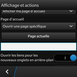 BlackBerry Q10 - Internet - configuration manuelle - Étape 20