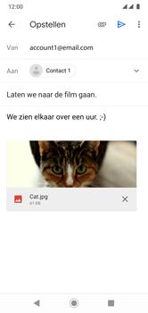 Xiaomi Mi A2 Lite - E-mail - e-mail versturen - Stap 14