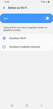 Samsung galaxy-s9-android-pie - Bellen - bellen via wifi (VoWifi) - Stap 10