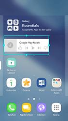 Samsung Galaxy A5 (2017) - Startanleitung - Installieren von Widgets und Apps auf der Startseite - Schritt 8