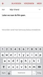 Samsung Galaxy S6 Edge - E-mail - Hoe te versturen - Stap 10