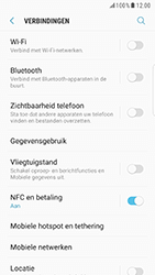 Samsung Galaxy S6 Edge - Android Nougat - Bluetooth - Aanzetten - Stap 4