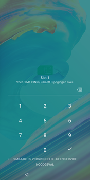 OnePlus 5T - Internet - Handmatig instellen - Stap 23