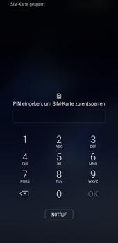 Samsung Galaxy S9 - Gerät - Einen Soft-Reset durchführen - Schritt 4