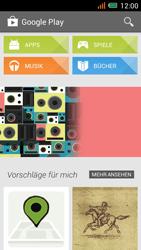 Alcatel One Touch Idol Mini - Apps - einrichten des App Stores - Schritt 23