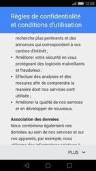 Huawei Ascend P8 - Applications - Configuration de votre store d