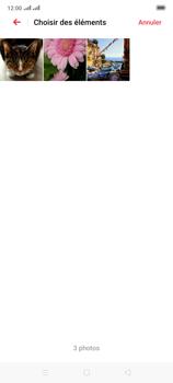 Oppo Reno 2 - Contact, Appels, SMS/MMS - Envoyer un MMS - Étape 20
