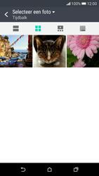 HTC Desire 626 - MMS - Afbeeldingen verzenden - Stap 15