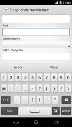 Sony Xperia Z1 - E-Mail - Konto einrichten - 10 / 20
