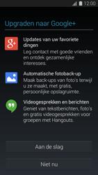 Samsung Galaxy K Zoom 4G (SM-C115) - Applicaties - Account aanmaken - Stap 19