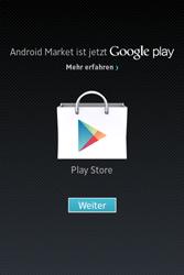 Sony Xperia Go - Apps - Konto anlegen und einrichten - 2 / 2