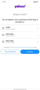 OnePlus 7T - E-mails - Ajouter ou modifier votre compte Yahoo - Étape 10