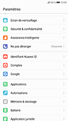 Honor 9 - Applications - Supprimer une application - Étape 3