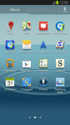 Samsung I9300 Galaxy S3 - Apps - Konto anlegen und einrichten - Schritt 3