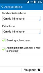 Samsung Galaxy Xcover 3 (SM-G388F) - E-mail - Handmatig instellen - Stap 18