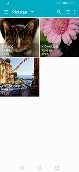 Huawei Honor Play - MMS - Erstellen und senden - Schritt 17
