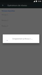 Nokia 8 - Réseau - Sélection manuelle du réseau - Étape 10
