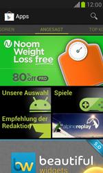 Samsung Galaxy S3 Mini - Apps - Herunterladen - 1 / 1