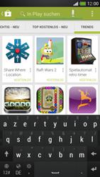 HTC One Mini - Apps - Herunterladen - 14 / 20