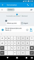 Sony Xperia XA2 - Contact, Appels, SMS/MMS - Envoyer un MMS - Étape 10