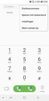 Samsung galaxy-a6-sm-a600fn-ds - Voicemail - Handmatig instellen - Stap 5