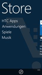 HTC Windows Phone 8X - Apps - Einrichten des App Stores - Schritt 4