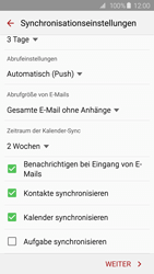 Samsung Galaxy S6 Edge - E-Mail - Konto einrichten (outlook) - 8 / 12