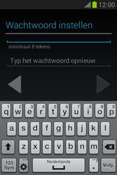 Samsung S6790 Galaxy Fame Lite - apps - account instellen - stap 13