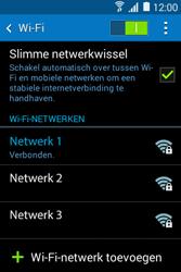 Samsung Galaxy Young2 (SM-G130HN) - WiFi - Handmatig instellen - Stap 8