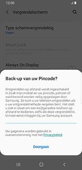 Samsung Galaxy S9 Android Pie - Beveiliging - stel in of wijzig pincode voor je toestel - Stap 12